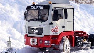 MAN TGS 4x4 SNOW OFF ROAD