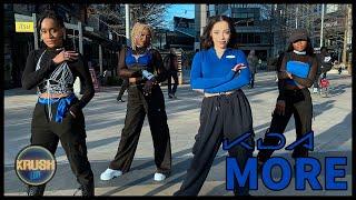 Download [KPOP IN PUBLIC CHALLENGE LONDON] K/DA - MORE DANCE COVER [KRUSH LDN]