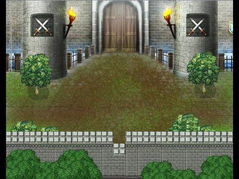 RPG MAKER MV - Testing my Game. |