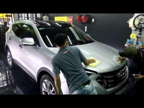 TECHNO pro! Công nghệ phu pha lê ôtô hàng đầu Nhật Bản.