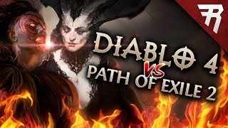 Diablo 4 vs Path of Exile 2