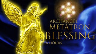 Blessing of Archangel MetatronNegative Energy Cleanse | Unconditional love.1111Hz Frequency.
