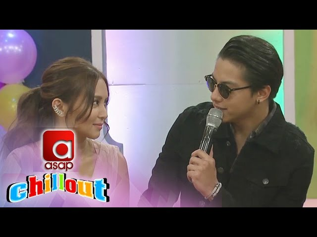 ASAP Chillout: Daniel's wish for Kathryn