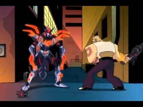 Tmnt 2003 Best Scenes Of The Cyber Shredder Youtube