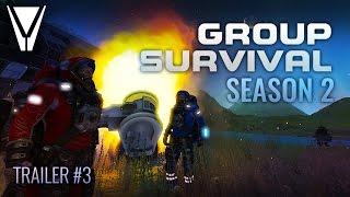 Space Engineers Survival - Season 2 - Trailer 3