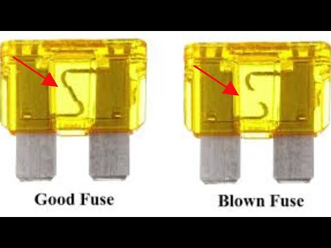 How To Test or Check Fuses if they are Bad or Blown  - YouTube