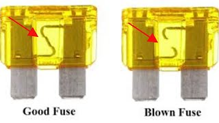 How to test or check fuses if they are bad or blown