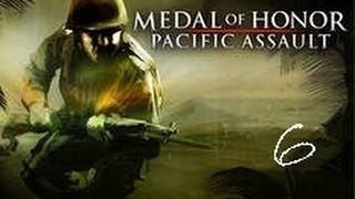 Прохождение Medal of Honor: Pacific Assault Часть 6