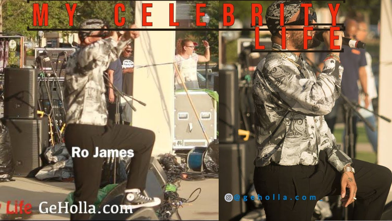 "Ro James; ""Permission"" at Kiss Family Reunion"