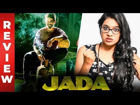 Jada Movie Review by Galatta Cinema Ponnu | Kathir | Kumaran | SAM CS | Richard