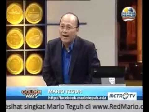 (5/7) Jangan Tolak Aku - Mario Teguh Golden Ways