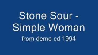 Watch Stone Sour Simple Woman video