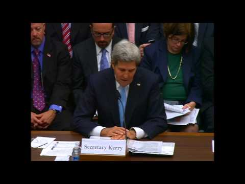 Secretary Kerry Delivers Remarks Before the House Armed Services Committee