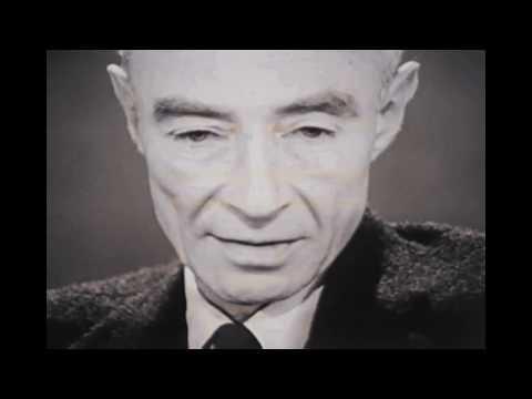 J. Robert Oppenheimer: