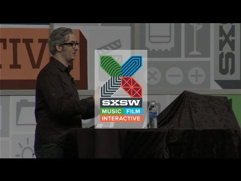 Opening Remarks from Bre Pettis | Interactive 2013 | SXSW