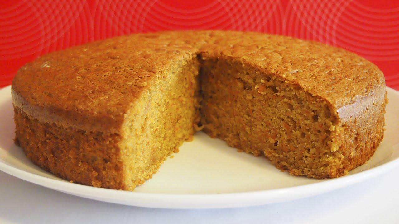 tarta de zanahoria facil de hacer