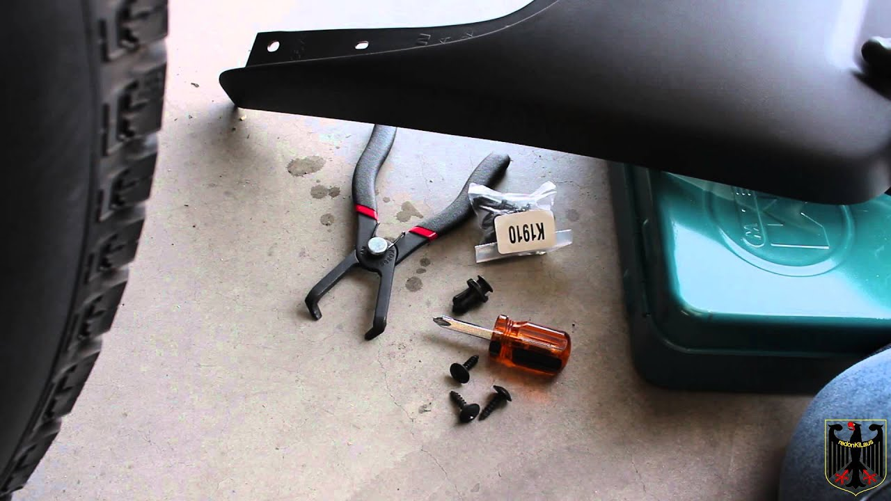 2005-2014 Nissan Xterra Rear Mud Guard Unboxing and ...