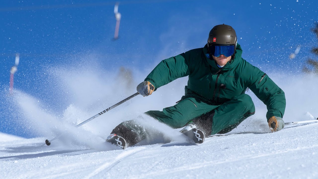 Sich selber optimal beim Skifahren filmen? Insta360 ONE X2 Ski Tutorial