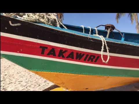 Takawiri Island. Lake Victoria, Kenya.