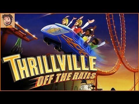 Thrillville OFF THE RAILS!