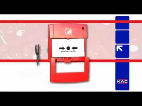 KAC Manual Call Point (MCP)