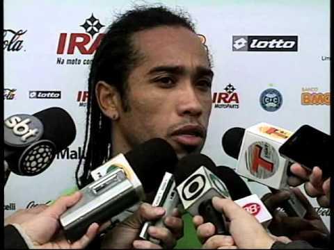 Coritiba - Entrevistas Tcheco, Everton Ribeiro e Marcelo Oliveira