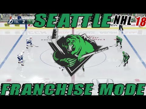 NHL 18: Seattle Franchise Mode #31