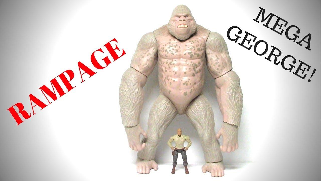 Rampage Mega George Youtube