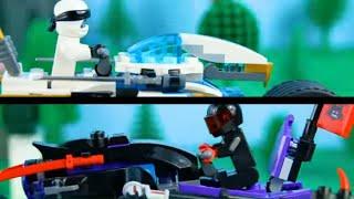 LEGO Ninjago Compilation STOP MOTION LEGO Ninja's Fight Mr E and S.O.G   LEGO Ninjago   Billy Bricks