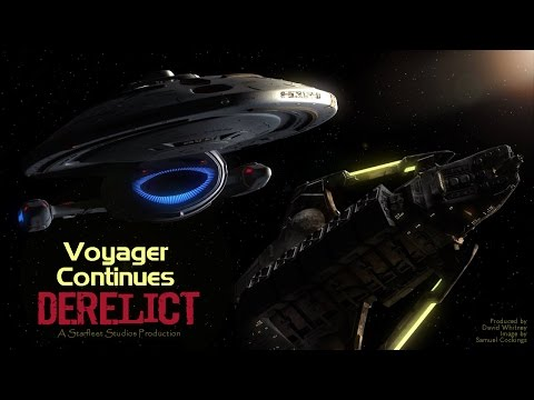 Voyager Continues: Derelict - A Star Trek Fan Production - Starfleet Studios EP02 Full Film