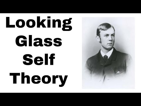 Looking Glass Self Theory In Hindi | CH Cooley | Sociology
