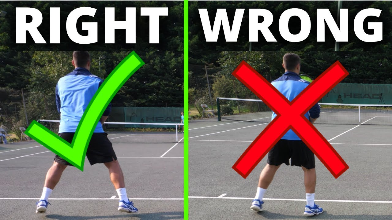 Transform Your Tennis Footwork In 10 Minutes - Instant Tennis Improvements