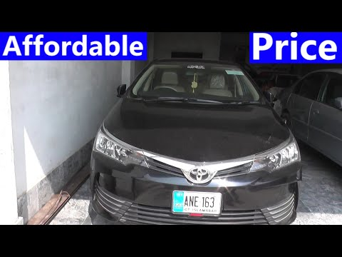 Toyota Corolla XLi 2019 For Sale   Interior, Exterior & Price Detail   Complete Review