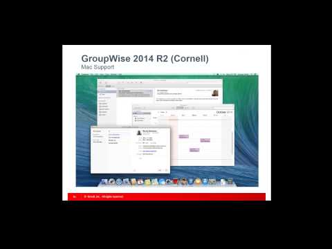 GroupWise 2014 - Email for the Modern World
