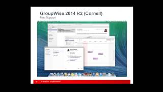 Novell GroupWise 2014 - Email for the Modern World