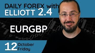 EURGBP - Forex Trade Setups (12 October 2018)