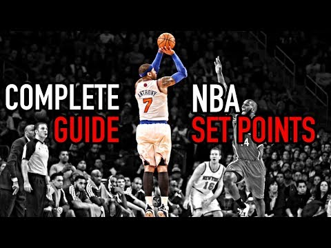 A Complete Guide to NBA Set Points