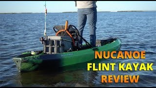 NuCanoe Flint Kayak On the Water Review