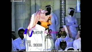 موال / منيف منقره وبخيت السناني  ( المعنى على الشيخي )