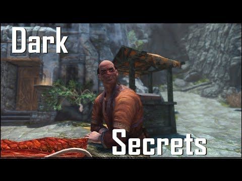 Skyrim - 5 Characters Who are Hiding Something Dark - Elder Scrolls 5 Secrets