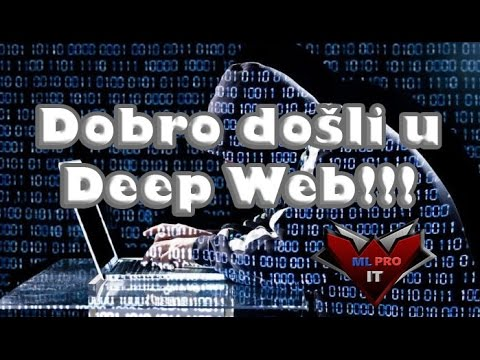 Da li stre spremni da vidte najgoru stranu interneta? Dobro došli u ''Deep Web''!!!