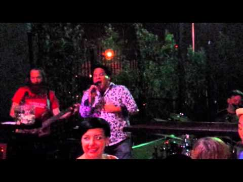 Bad Romance during live band Karaoke at Golden Road Pub and Brewery in Los Angeles