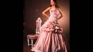 Розовое платье для карнавала, из города Пушкин в город Колпино,свадебный салон Натали
