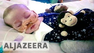 Legal battle to send terminally ill UK baby to US for treatment ends