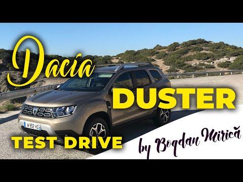 Noul Dacia Duster - test drive