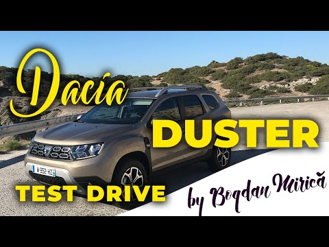 Noua Dacia Duster test drive