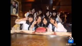 刈北の大島優子 × 碧南の威圧 誕生日おめでとう by 6女.