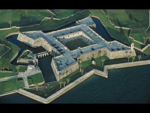 Castillo De San Marco | St. Augustine FL