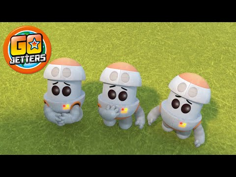 Easter Island - Go Jetters Series 1 - Go Jetters