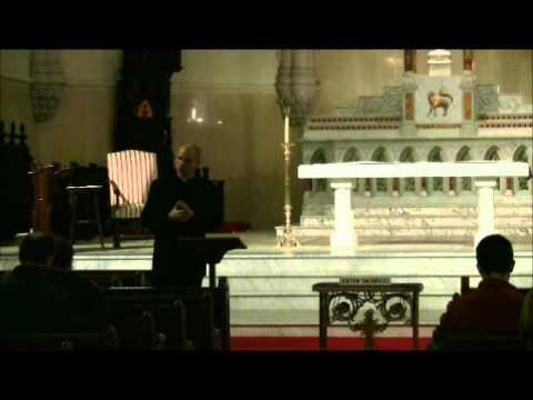 Talk on the Eucharist